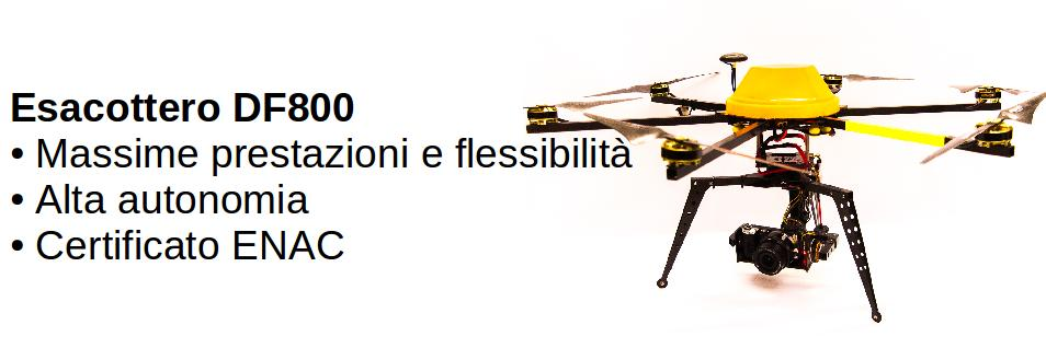 Esacottero DF800